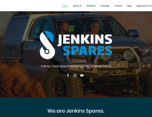 Jenkins Spares